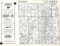 Gilman T27N-R16W, Pierce County 1960